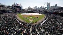 Detroit Tigers' Comerica Park (Matt Halip/AP).